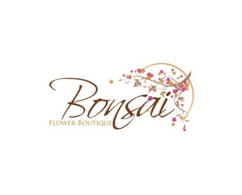 Bonsai Flower Boutique 01 495x400 - Design Portfolio