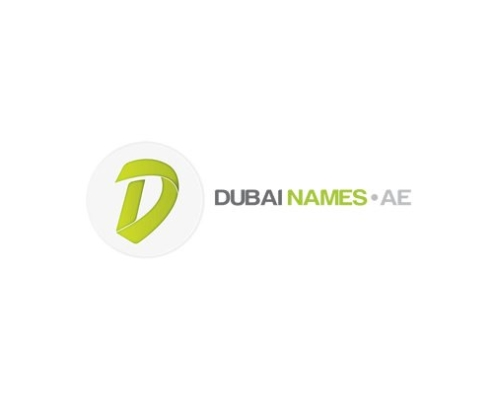 Dubai Names 495x400 - Design Portfolio
