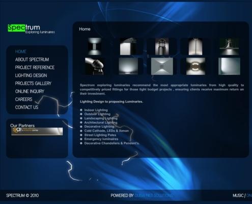 SpectrumLuminaires 495x400 - Design Portfolio