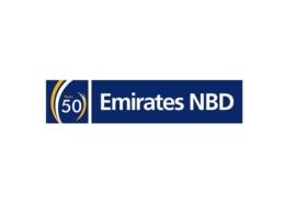 Emirates NBD 50y 260x185 - Logo Design