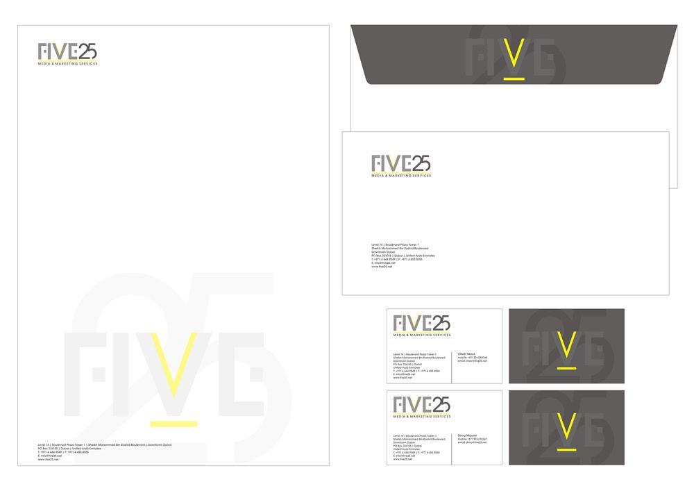 Five25 Business ID - Five25