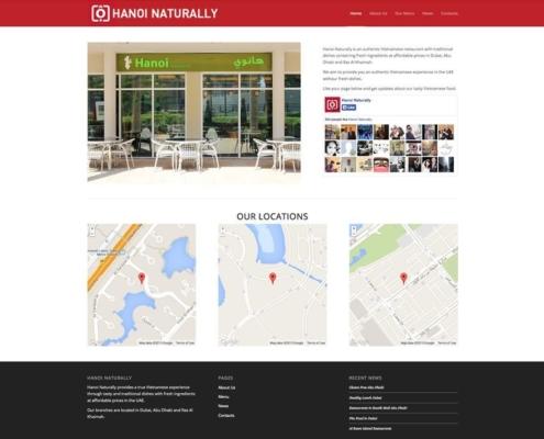 HanoiNaturally Highlight 495x400 - Design Portfolio