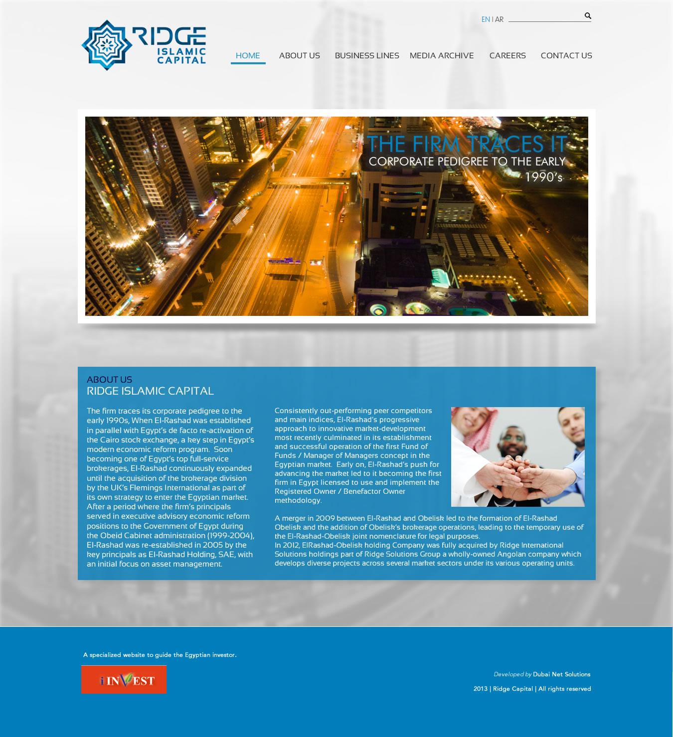 JR RIDGE WEB 10 02 A About Us - Ridge Capital Holding