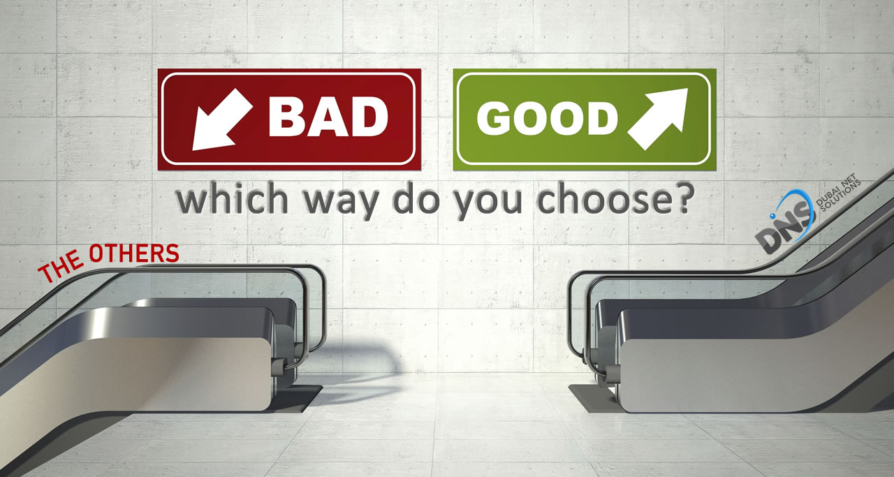 Logo Design Good Bad - How important is to have an attractive logo?