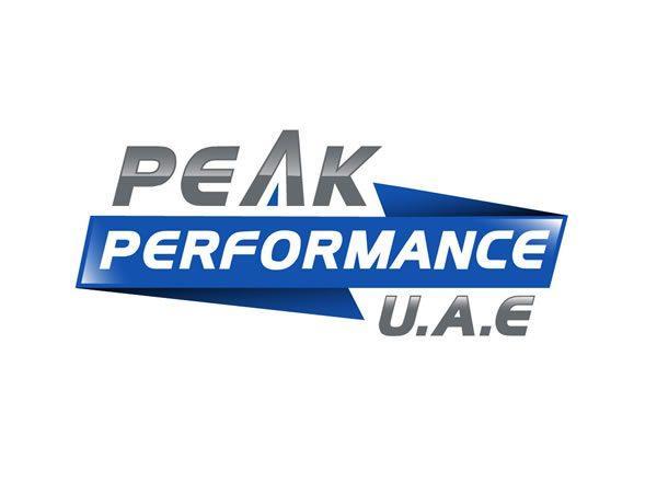 Peak Performance Logo - Peak Performance UAE