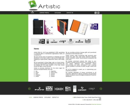 artistic gifts 495x400 - Design Portfolio