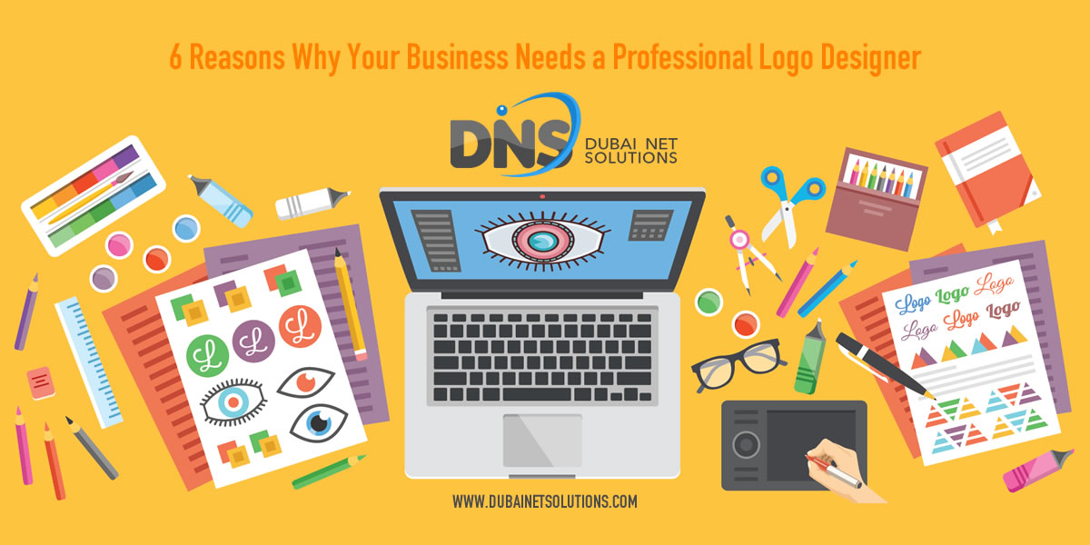 blog 6 Reasons1 - 6 Reasons Why Your Business Needs a Professional Logo Designer