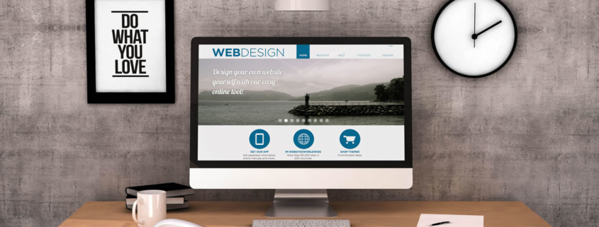 Insight on modern web design