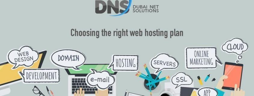 blog choosing the right web hosting 845x321 - Choosing the right web hosting plan